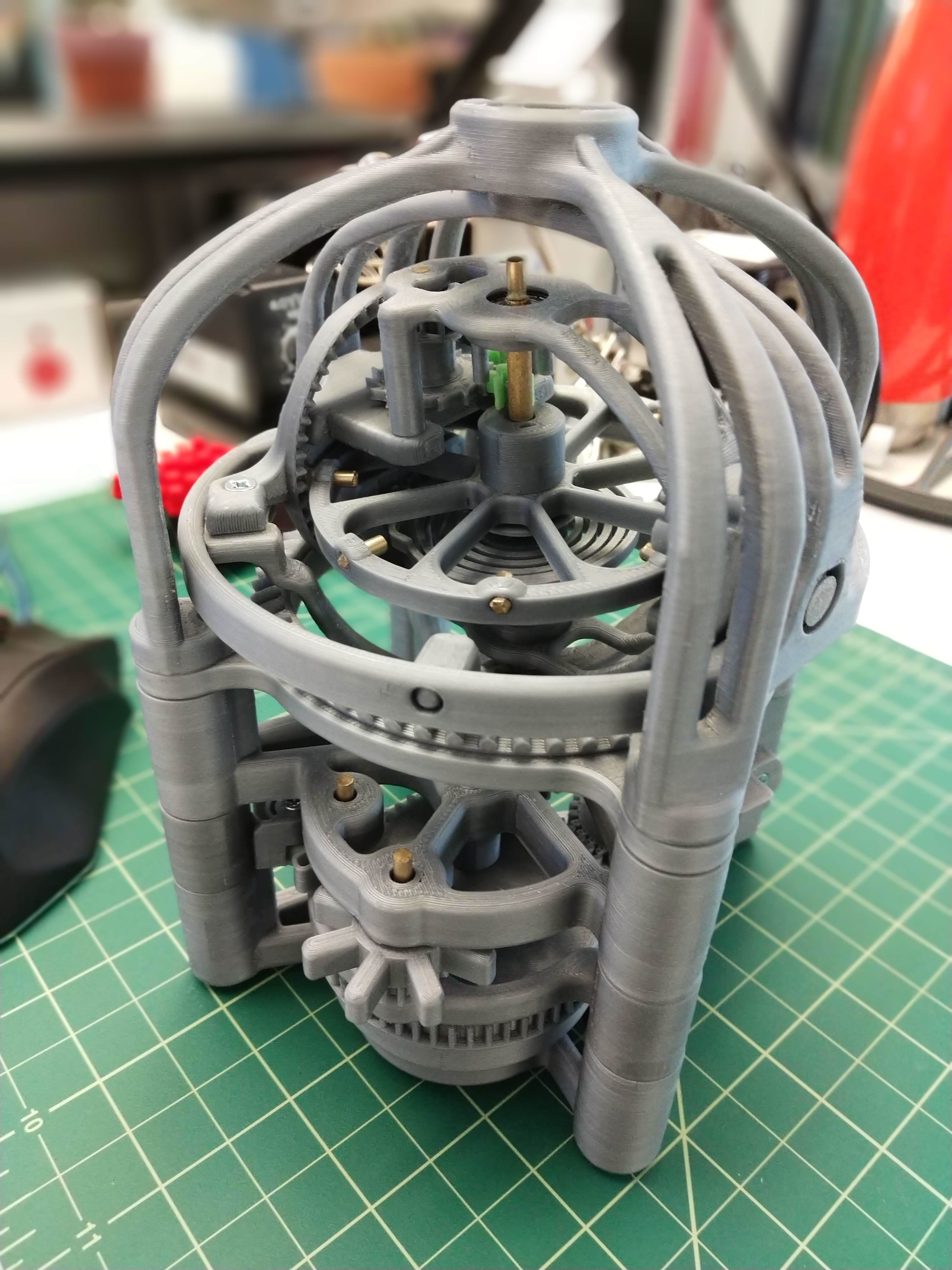 Gyrotourbillon movement from Thingiverse - Snapmaker