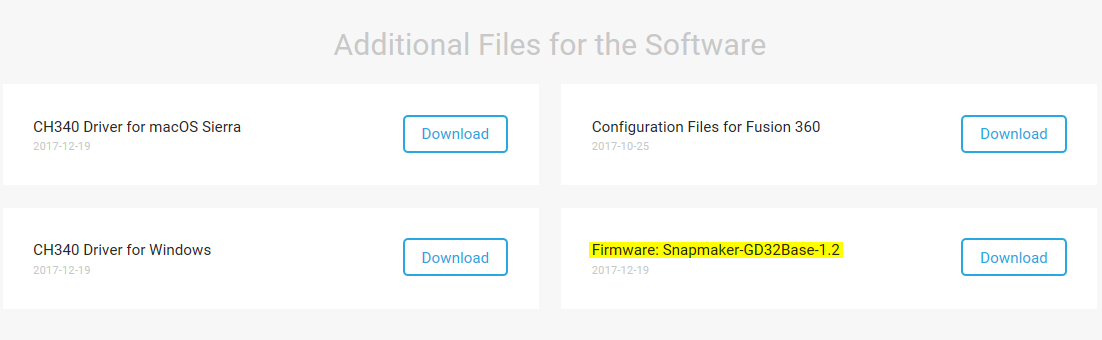 Downloads and Updates for Firmware - Firmware (Touch Screen